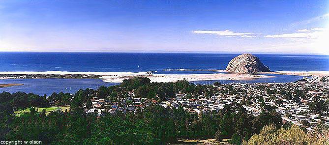 morro bay california official home of morro rock