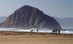 Morro Bay Rock to Pier Fun Run